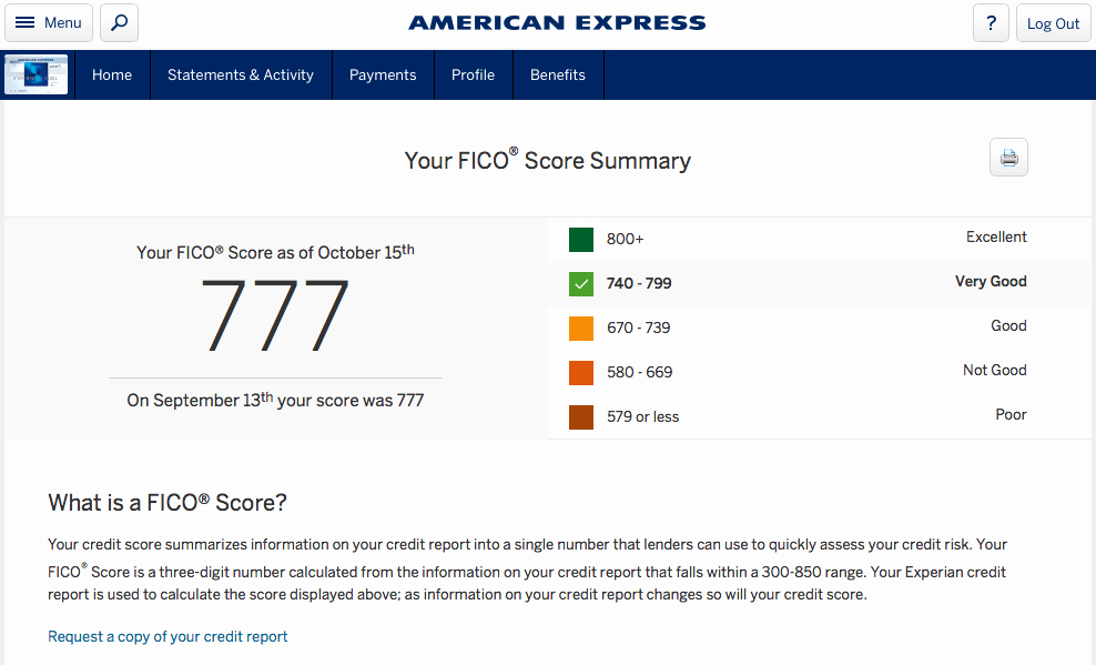 Fake Credit Score Template Luxury American Express Pilots Free Fico Credit Score