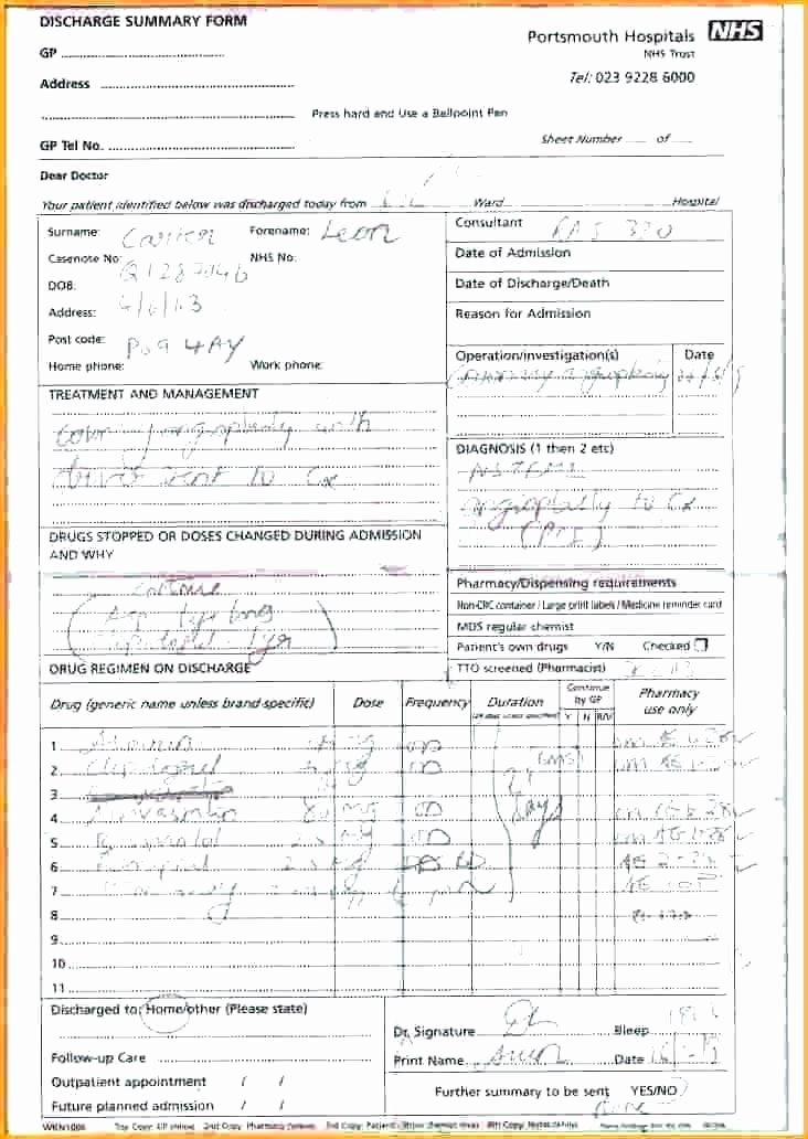 Fake Hospital Bill Template Best Of Fake Hospital Bill Template Medical Invoice Excel Co
