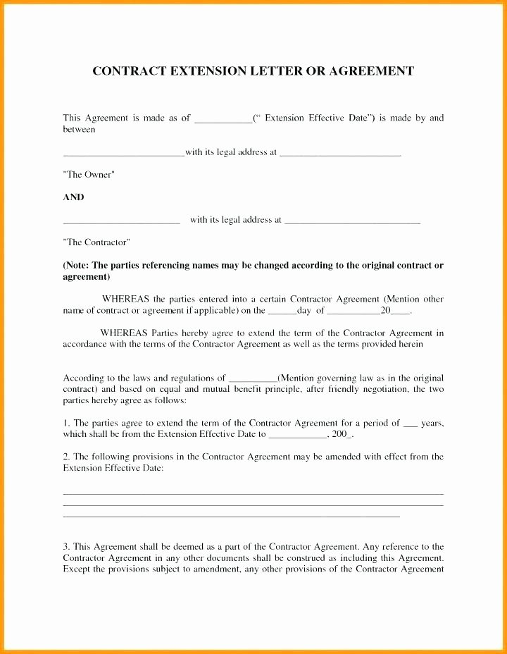 Family Loan Agreement Template Free Fresh Personal Family Loan Agreement Template