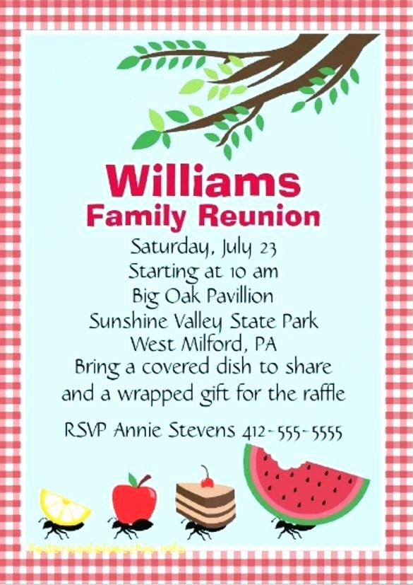 Family Reunion Newsletter Template Best Of Nice Family Reunion Templates S Family Reunion