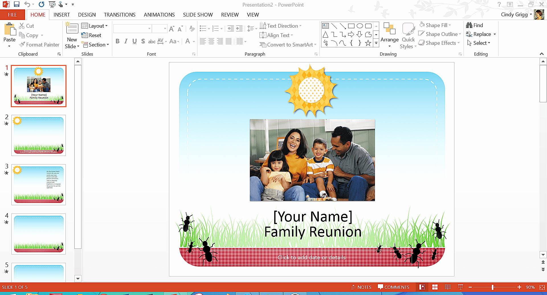 Family Reunion Newsletter Template Best Of the 11 Best Summer Templates for Microsoft