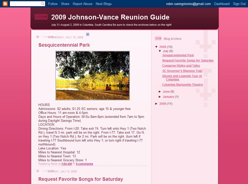 Family Reunion Newsletter Template Luxury Sharing the Legacy Reunion Ideas