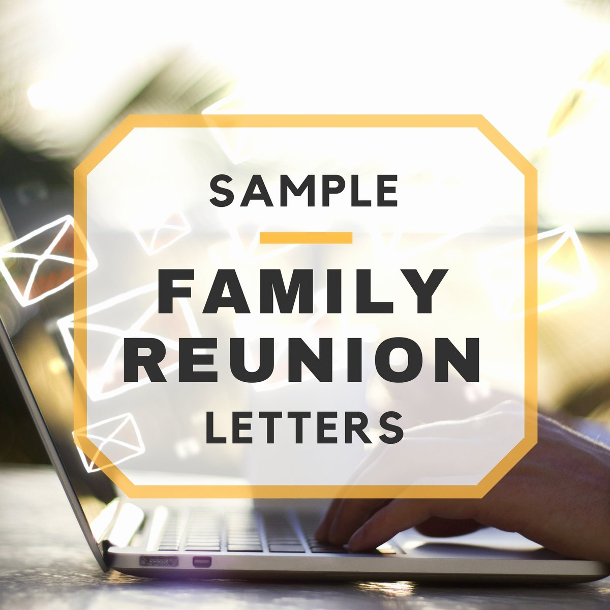 Family Reunion Newsletter Template Unique Sample Family Reunion Letters