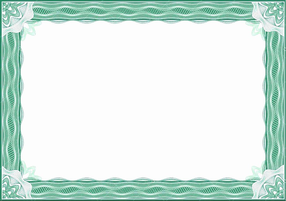 Fancy Gift Certificate Template Awesome 12 Fancy Certificate Border Designs