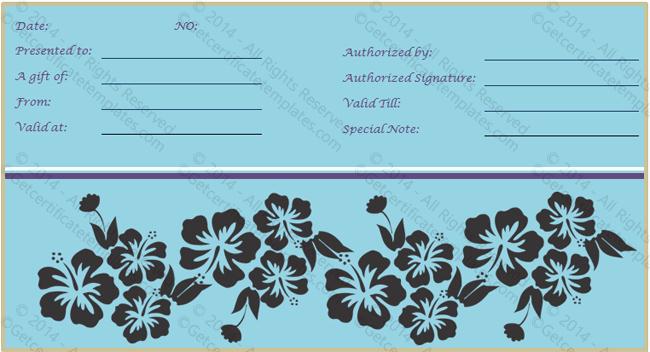Fancy Gift Certificate Template Beautiful Fancy Gift Certificate Template Get Certificate Templates