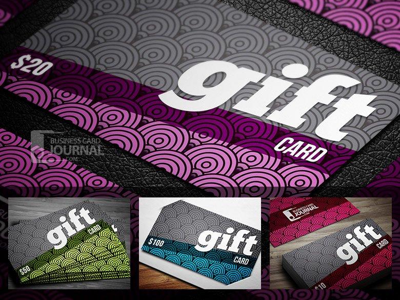 Fancy Gift Certificate Template New 25 Creative Gift Voucher Card Templates Designazure