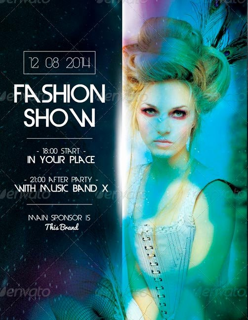 Fashion Show Flyer Template Fresh Download the Best Electro Flyer Templates for Shop