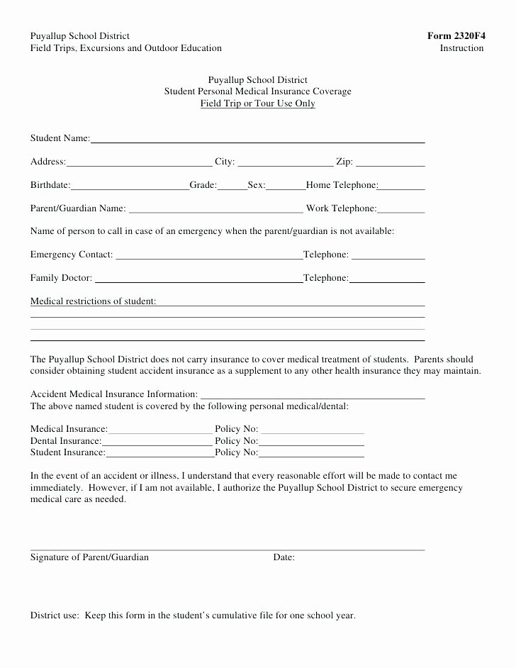 Field Trip form Template Best Of Image Titled Make A Permission Slip Step Fake Field Trip