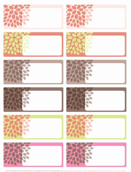 File Cabinet Label Template Unique File Cabinet Labels Template Free