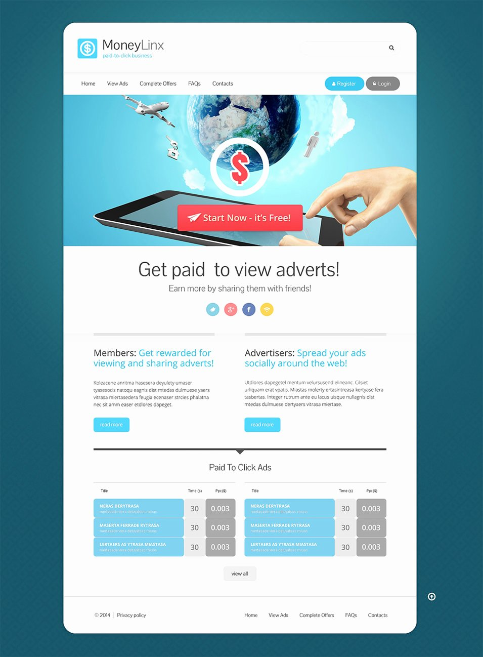 Financial Advisor Website Template Fresh 15 Best Website Templates for Financial Advisors