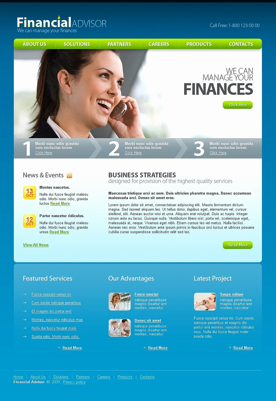 Financial Advisor Website Template Fresh Financial Advisor Website Template