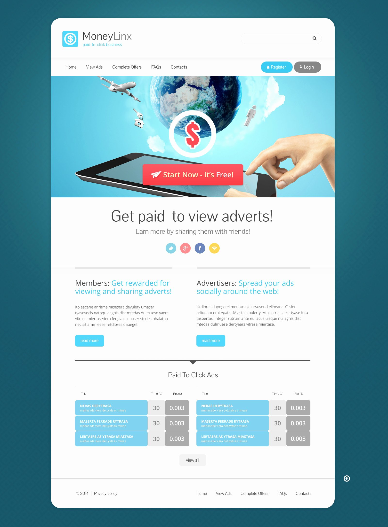 Financial Advisor Website Template Lovely Financial Advisor Responsive Website Template
