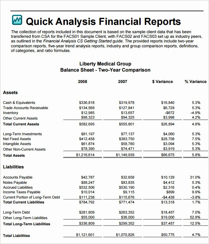 Financial Analysis Report Template Inspirational 11 Financial Analysis Templates Ai Psd Googledocs
