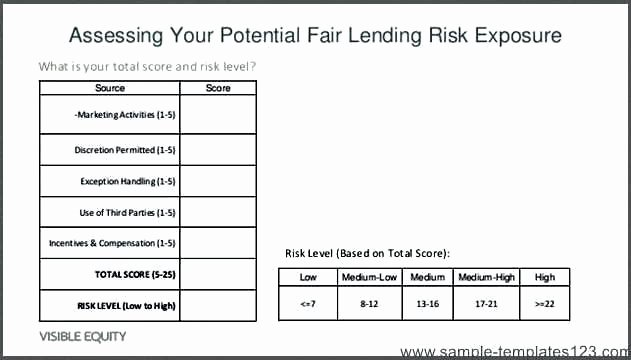 Financial Risk assessment Template Fresh Risk Analysis Matrix Examples Table 2 Core assessment