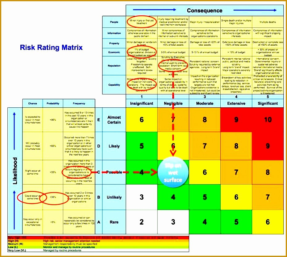 Financial Risk assessment Template New 6 Financial Risk assessment Template