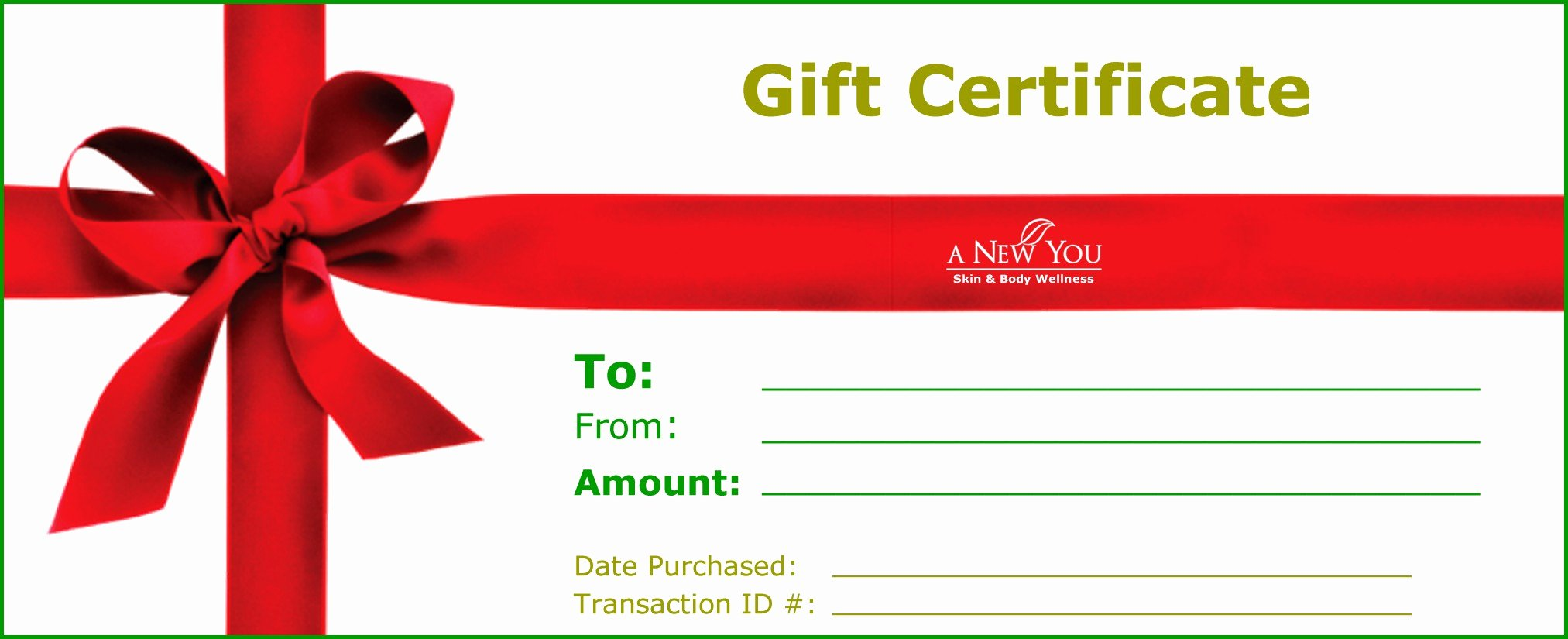 Fitness Gift Certificate Template Lovely 18 Gift Certificate Templates Excel Pdf formats