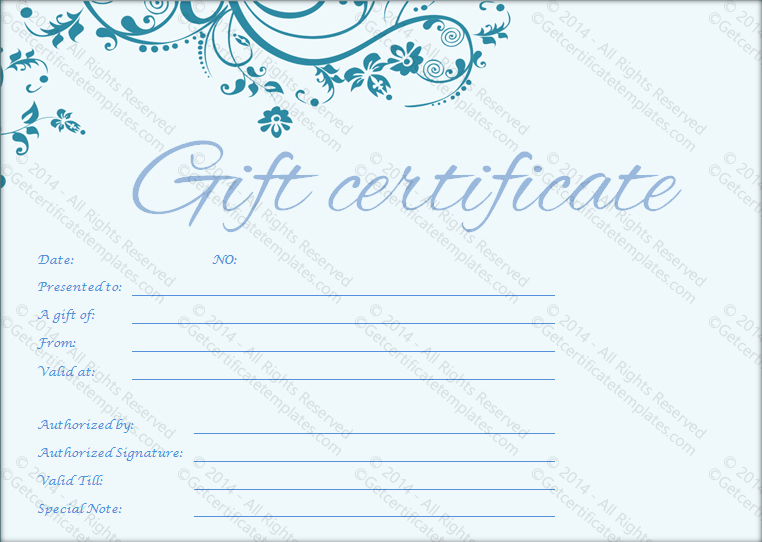 Fitness Gift Certificate Template New Fitness Gift Certificate Template Dominos Pizza Claremont