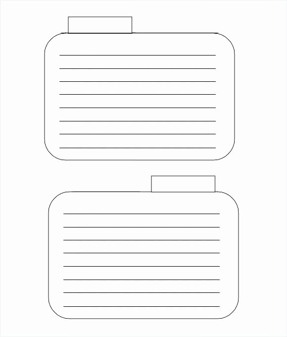 Flash Card Template Pdf Beautiful Blank Flash Card Template Free Templates Printable Cards