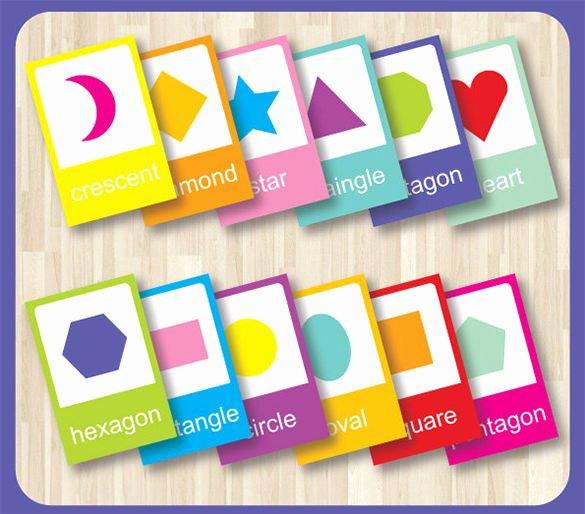 Flash Card Template Pdf Beautiful Flash Card Template – 13 Free Printable Word Pdf Psd