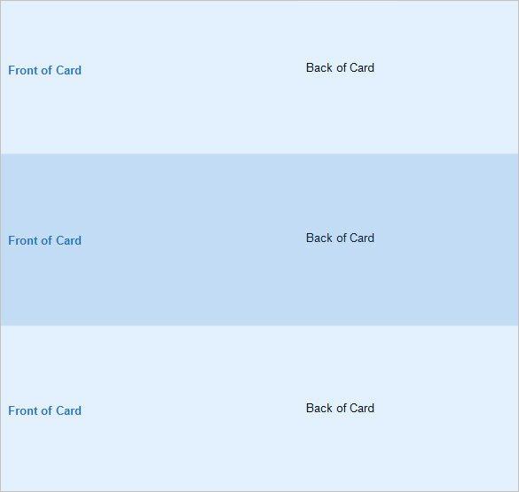 Flash Card Template Pdf Best Of 10 Flash Card Templates Doc Pdf Psd Eps