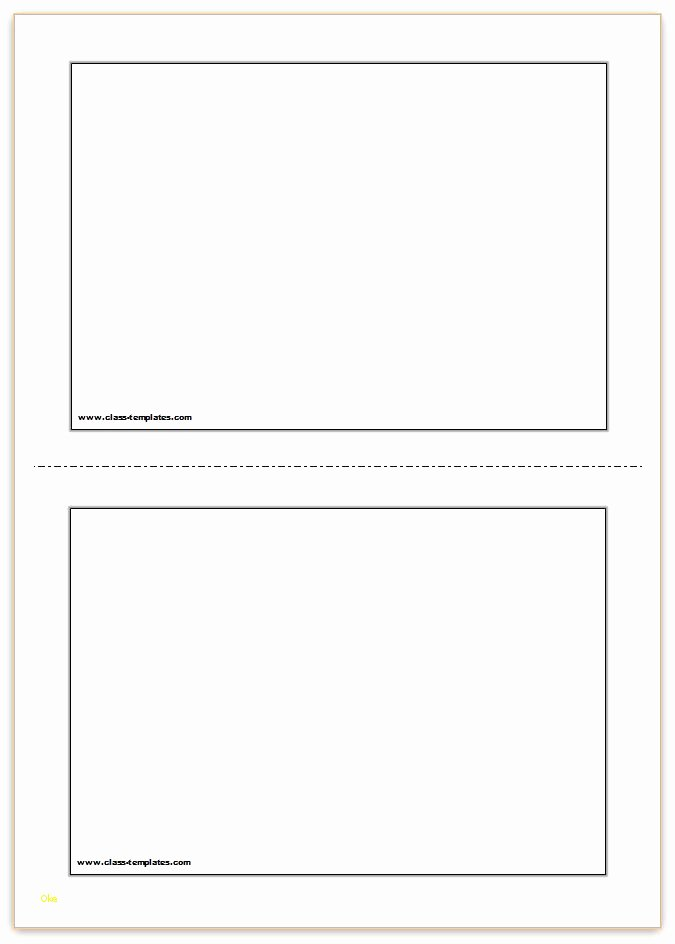 Flash Card Template Word Beautiful Fresh Microsoft Word Flashcard Template