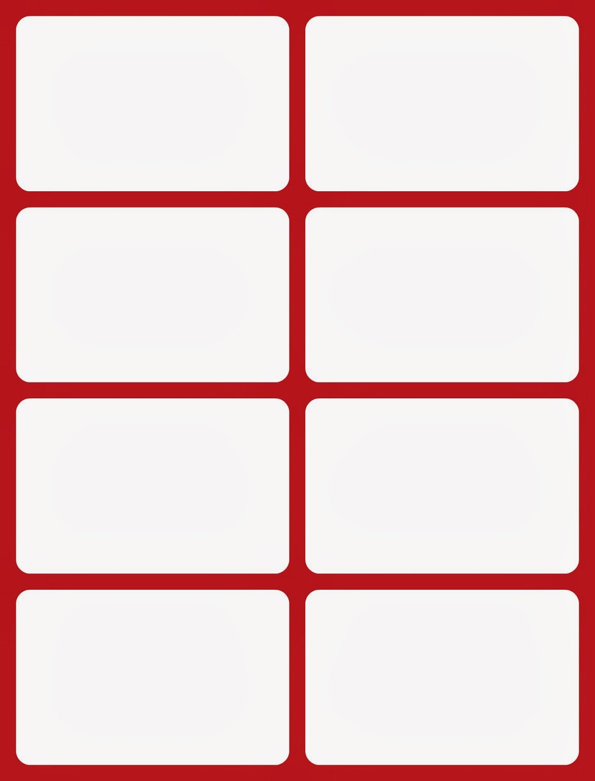 Flash Card Template Word New and Away We Go Printable Flash Cards for Preschoolers