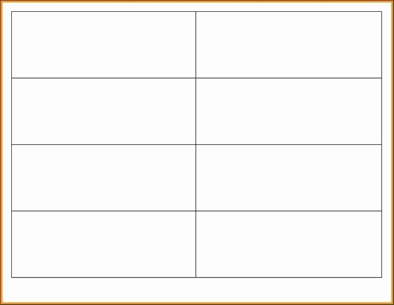 Flash Card Template Word New Flashcard Template Free Sight Word Flash Cards Printable