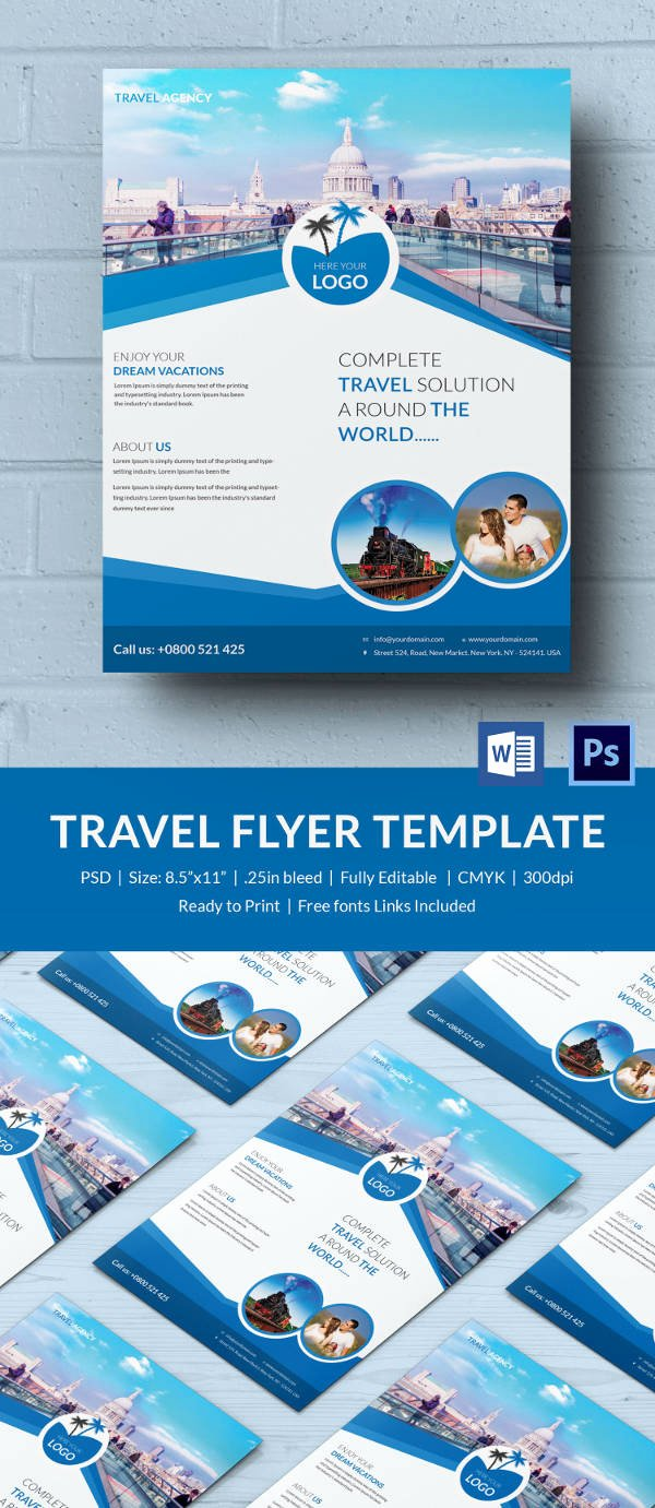 Flyer Template Free Word Inspirational 29 Best Microsoft Word Flyer Templates