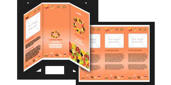 Flyer Template Free Word New Template for A Brochure In Microsoft Word Csoforumfo