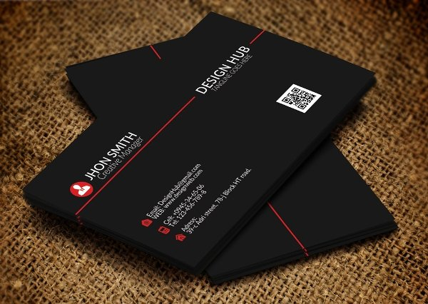 Foldable Business Card Template Awesome 22 Folded Business Cards Psd Ai Vector Eps