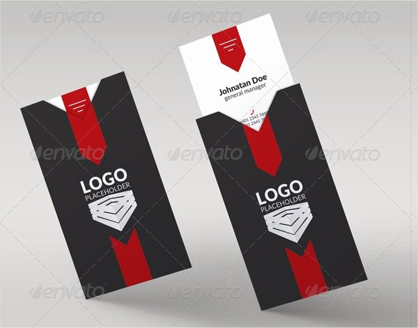 Foldable Business Card Template Lovely 22 Folded Business Cards Psd Ai Vector Eps