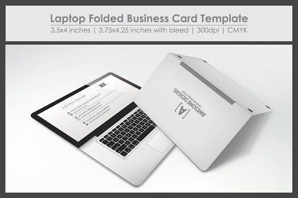 Folded Business Card Template Beautiful 1000 Ideas About Folded Business Cards On Pinterest