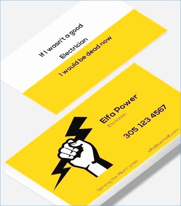 Folded Business Card Template Luxury 27 Fresh Folding Business Card Template Gallery Resume