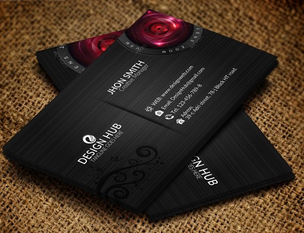 Folded Business Cards Template Beautiful 22 Folded Business Cards Psd Ai Vector Eps