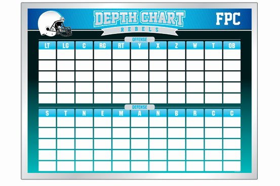 Football Depth Chart Template Excel Fresh Football Template Depth Chart Video Search Engine at