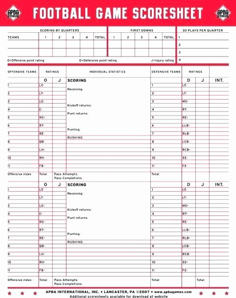 Football Depth Chart Template Excel Luxury Football Statistics Template – Claff