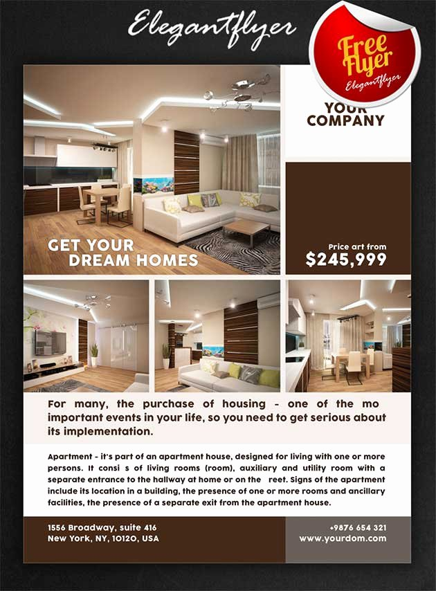 For Rent Flyer Template Free Beautiful Apartment Flyer Templates Free Yourweek 1ba684eca25e