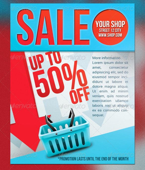 For Sale Flyer Template Inspirational 77 Sales Flyer Template Psd Docs Pages Ai