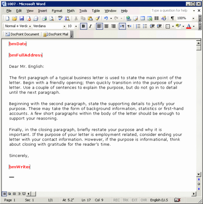 Formal E Mail Template Awesome Professional Business Email format Template Example & Sample