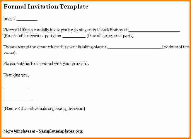 Formal E Mail Template Best Of 8 formal Email Template