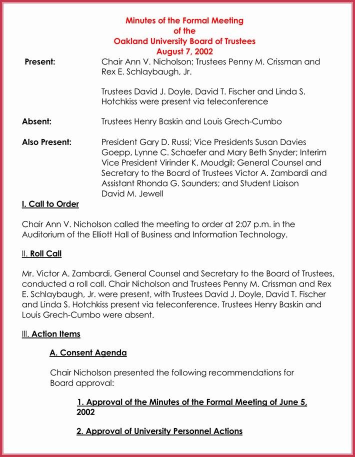 Formal Meeting Agenda Template Luxury formal Meeting Agenda Template 12 Best Samples for Word