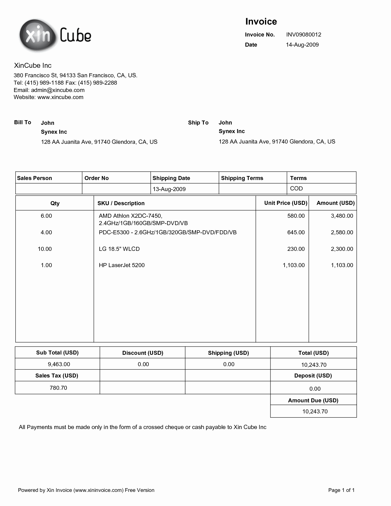 Free Billing Invoice Template Inspirational Invoice Template Pdf