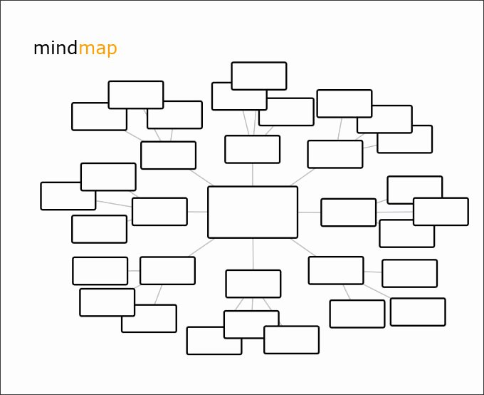 Free Blank Mind Map Template Fresh 10 Amazing Mind Map Templates for Kids Pdf Doc