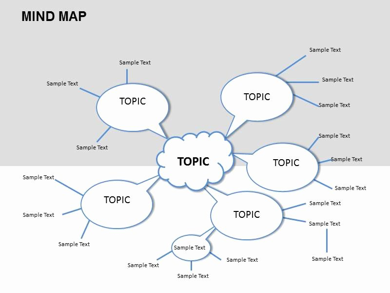 Free Blank Mind Map Template Luxury Mind Map Template