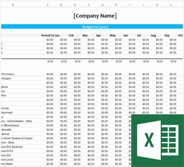 Free Business Budget Template Beautiful Acclux Business Bud Free Template