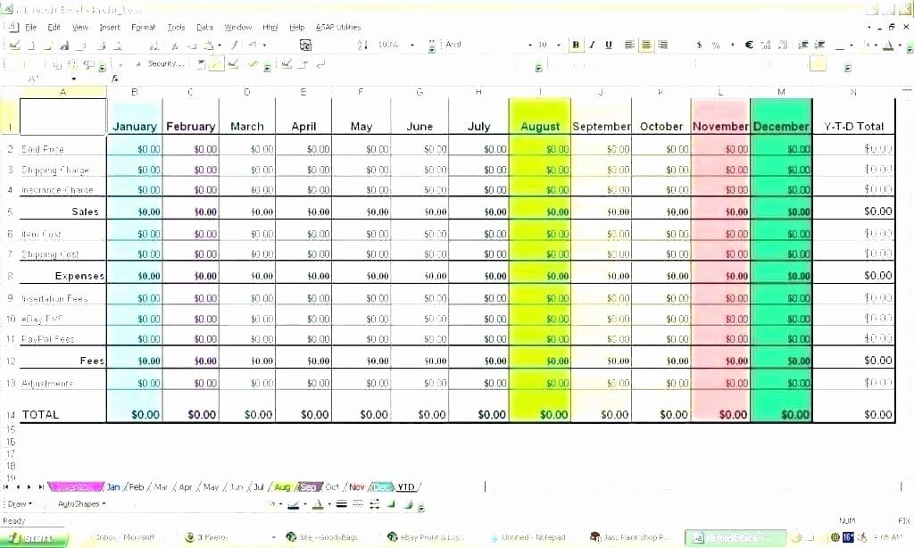 Free Business Budget Template Elegant Sample Excel Expense Spreadsheet Expense Sheet Template
