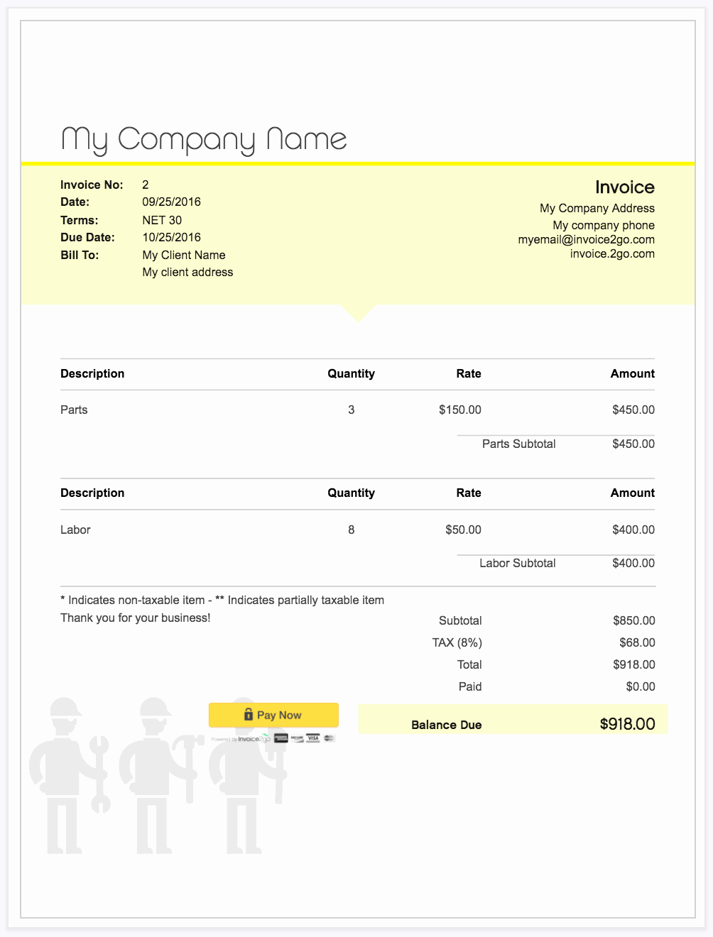 Free Business Invoice Template Best Of How to Create A Professional Invoice Sample Invoice