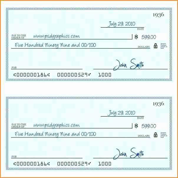 Free Check Printing Template Fresh 10 Payroll Check Printing Template