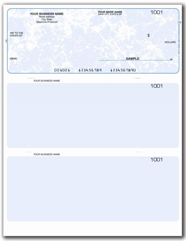 Free Check Printing Template New Blank Business Check Template
