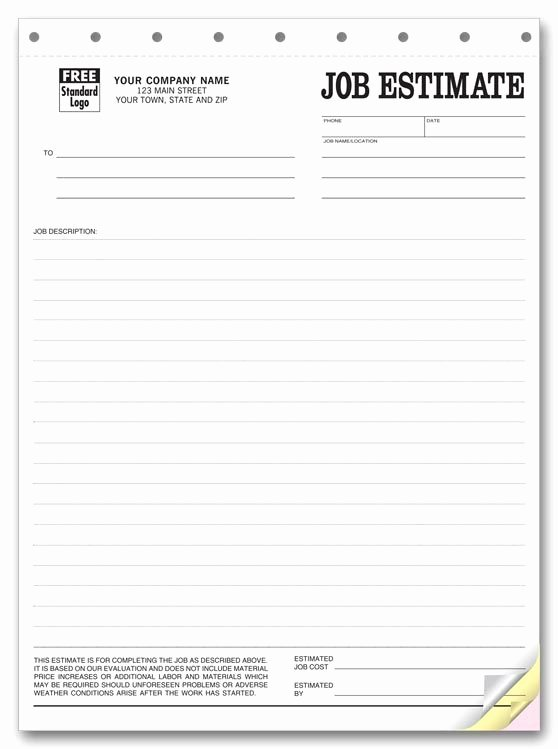 Free Construction Bid Template Unique Printable Blank Bid Proposal forms